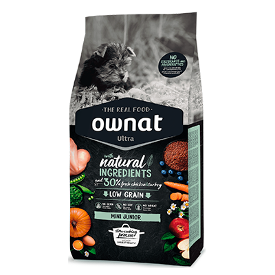 Ownat Perro Ultra Mini Junior - Ownat - 3 kg.