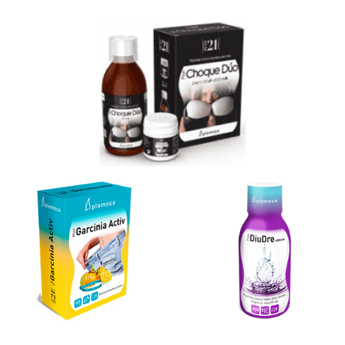Pack Choque Flash - Plameca - 3 productos