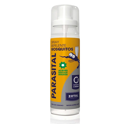 PARASITAL® Spray - Zotal - 100 ml.