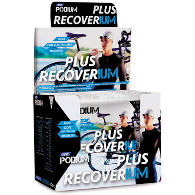 Plus Recoverium - Just Podium - 12 sobres n