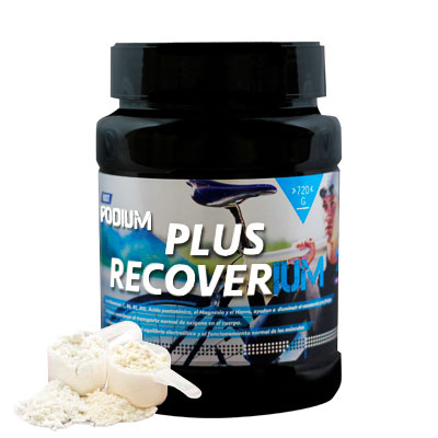 Plus Recoverium - Just Podium - 750 gramos