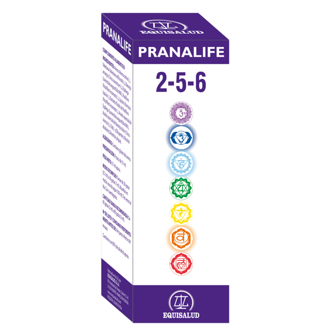 Pranalife 2-5-6 - Equisalud - 50 ml.