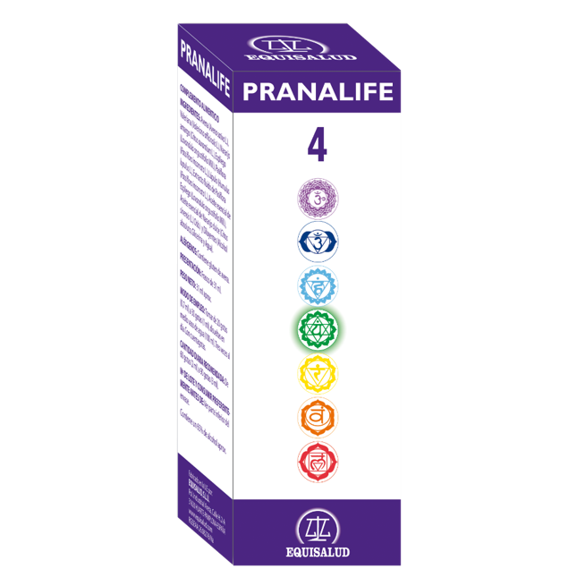 Pranalife 4 - Equisalud - 50 ml.
