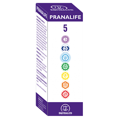 Pranalife 5 - Equisalud - 50 ml.