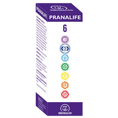 Pranalife 6 - Equisalud - 50 ml.