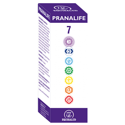 Pranalife 7 - Equisalud - 50 ml.