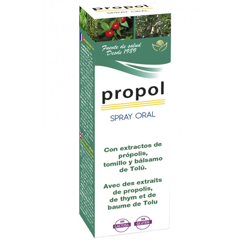 Propolvir Spray Oral - Bioserum - 20 ml.