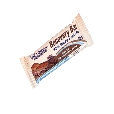 Recovery Bar 32% Whey Protein Chocolate - Victory Endurance - 12u. x 35 g