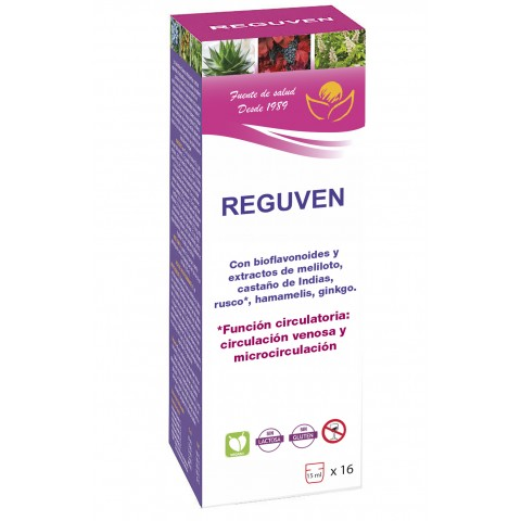 Reguven Jarabe - Bioserum - 250 ml.