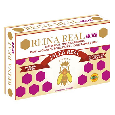 Reina Real Mujer - Robis - 20 ampollas