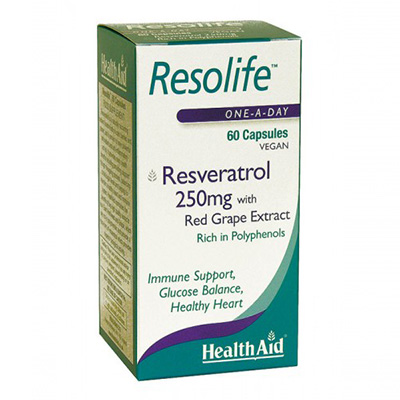 Resolife - HealthAid - 60 cápsulas