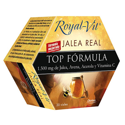 Royal Vit - Mega-Total  - Dietisa - 20 viales