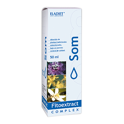 S O M  Fitoextract Complex - Eladiet - 50 ml.