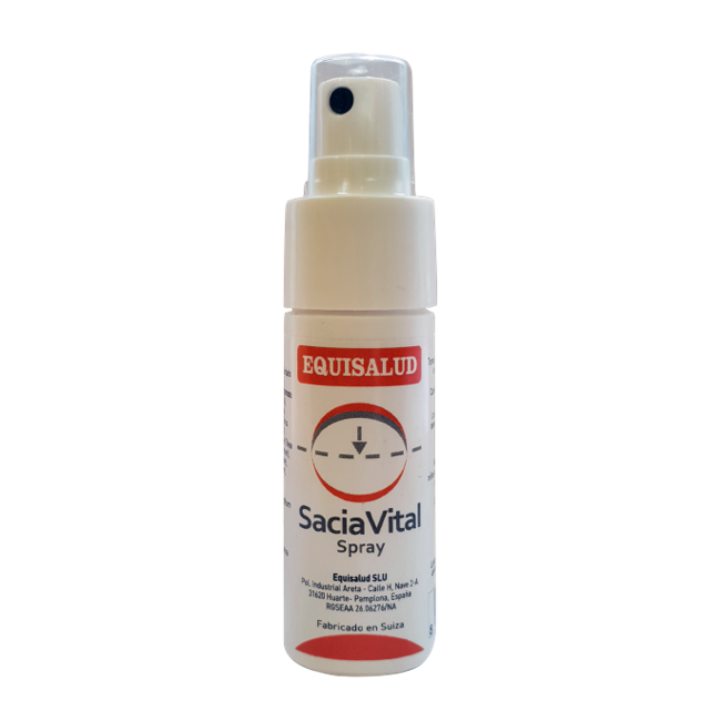 Saciavital Spray - Equisalud - 30 ml.
