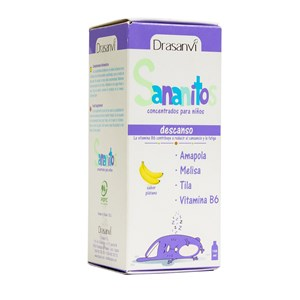 Sananitos - Descanso - Drasanvi - 150 ml.