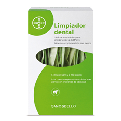 Sano & Bello Limpiador Dental - Bayer - 140 gramos