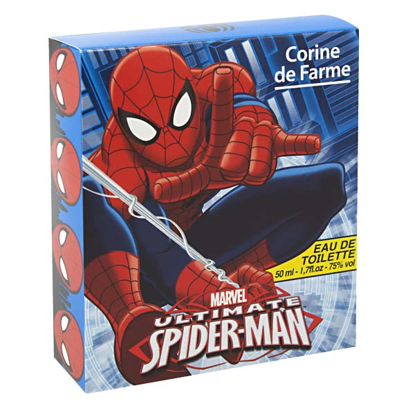 Spiderman Edt - Corine de Farme - 50 ml.