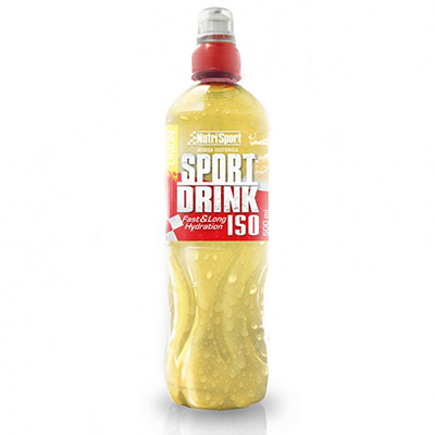 Sportdrink ISO Tropical - NutriSport - 24 botellas de 500 ml.