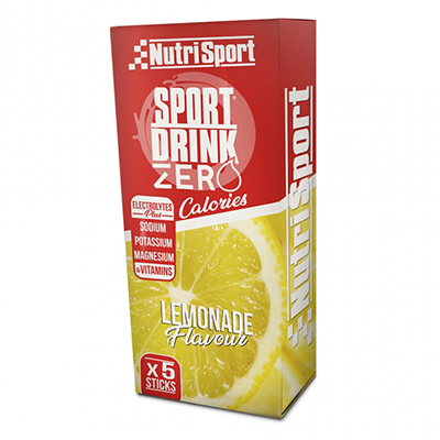 Sportdrink Zero Lemon - NutriSport - 5 sticks