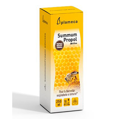 Summum Propol Jarabe Adultos - Plameca - 250 ml.