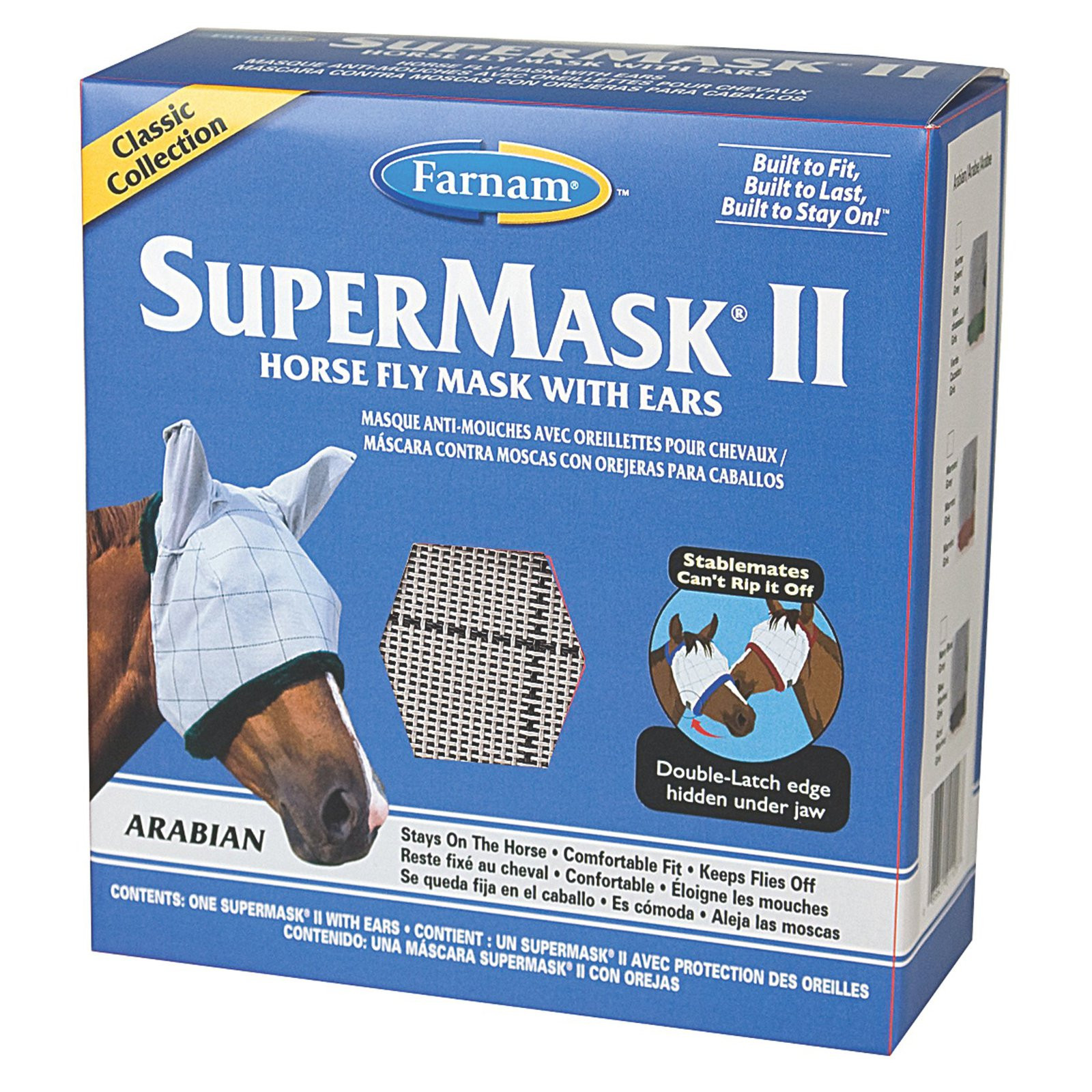 Supermask II With Ears (Con Orejeras) - VetNova - Arab