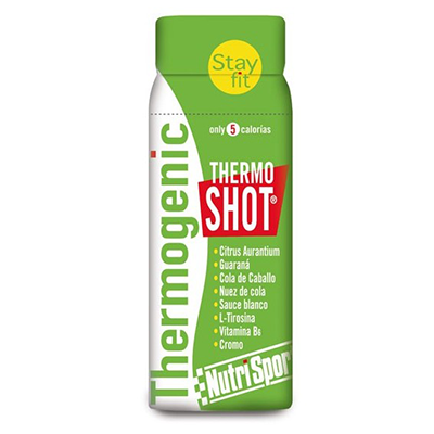 Thermo Shot - NutriSport - 20 botes