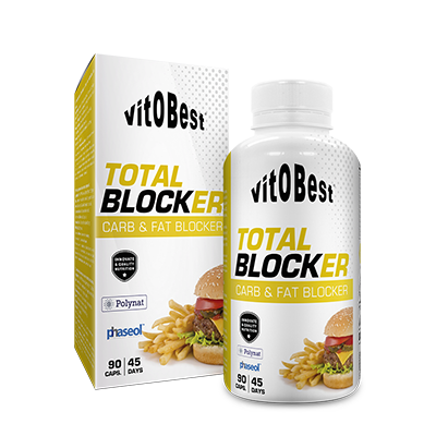 Total Blocker - Vitobest - 90 cápsulas