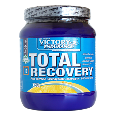 Total Recovery Banana - Victory Endurance - 750 g.