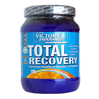 Total Recovery Naranja - Victory Endurance - 750 g.