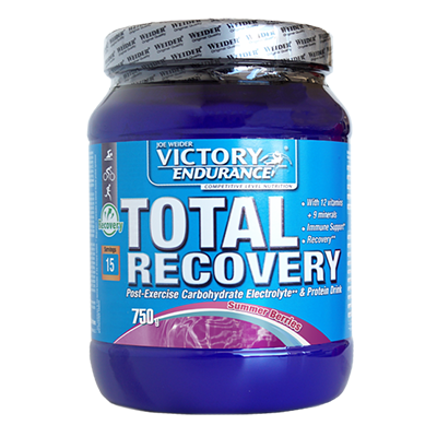 Total Recovery Summer Berries - Victory Endurance - 750 g.
