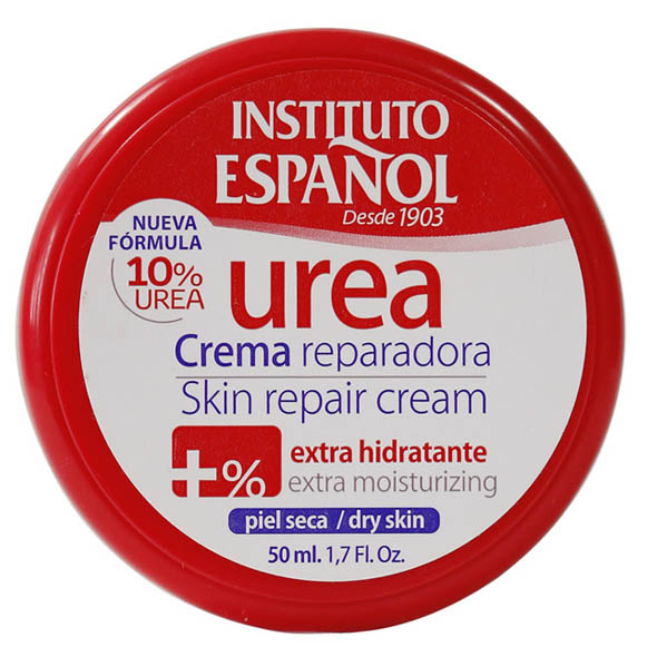 Urea Crema - Instituto Español - 50 ml.