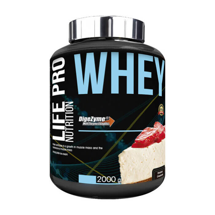 Whey New Cookies - Life Pro Nutrition - 1 kg.