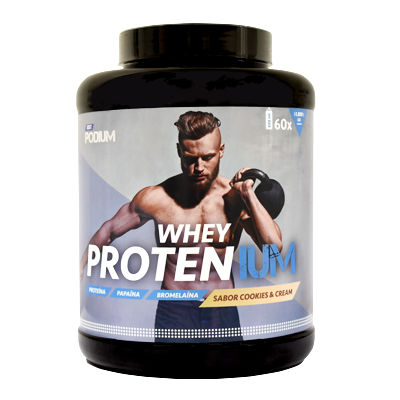 Whey Protenium Cookies & Cream - Just Podium - 1 kilo